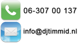 Dj Timmid Contact Info
